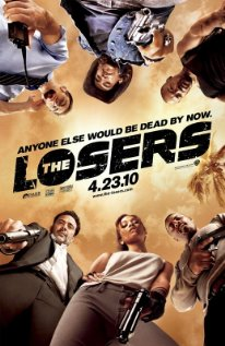 The Losers (2010) cover