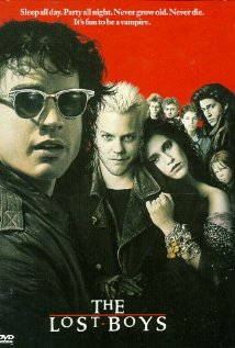 The Lost Boys (1987) cover