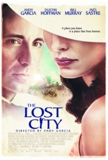 The Lost City (2005) cover