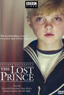 The Lost Prince (2003) cover