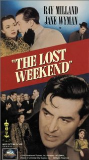 The Lost Weekend (1945) cover