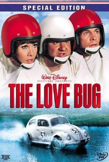 The Love Bug (1968) cover