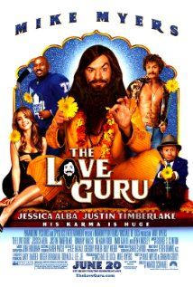 The Love Guru (2008) cover