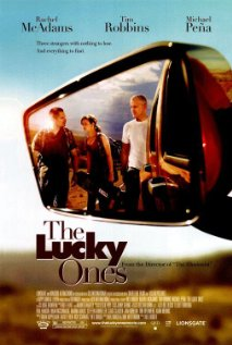 The Lucky Ones 2008 poster