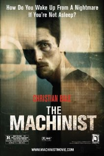The Machinist (2004) cover