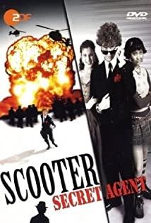 Scooter: Secret Agent 2005 poster