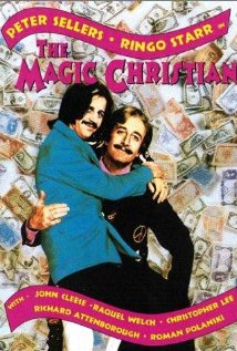 The Magic Christian 1969 poster