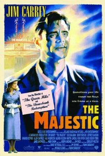 The Majestic 2001 poster