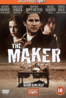 The Maker (1997) cover