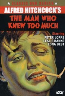 The Man Who Knew Too Much (1934) cover