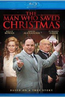 The Man Who Saved Christmas 2002 poster