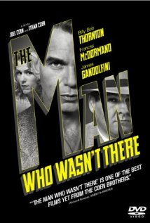 The Man Who Wasn't There (2001) cover