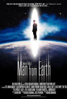 The Man from Earth (2007) cover