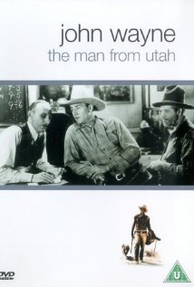 The Man from Utah (1934) cover