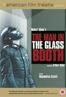 The Man in the Glass Booth (1975) cover