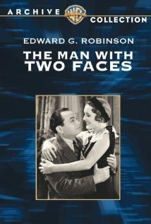 The Man with Two Faces (1934) cover