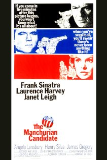 The Manchurian Candidate (1962) cover
