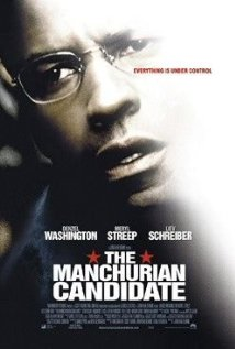The Manchurian Candidate (2004) cover