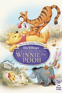 The Many Adventures of Winnie the Pooh 1977 poster