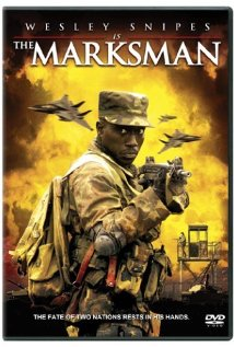 The Marksman (2005) cover