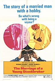The Marriage of a Young Stockbroker 1971 poster