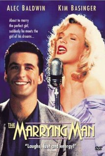 The Marrying Man 1991 poster