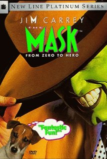 The Mask (1994) cover