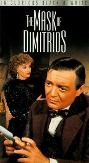 The Mask of Dimitrios (1944) cover