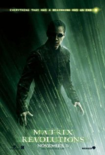 The Matrix Revolutions 2003 poster