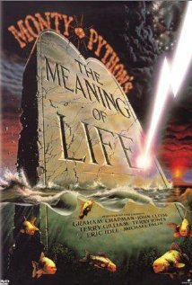 The Meaning of Life (1983) cover