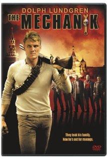 The Mechanik (2005) cover