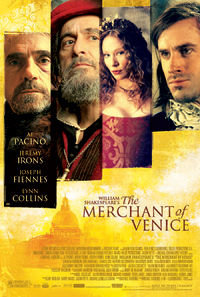 The Merchant of Venice (2004) cover