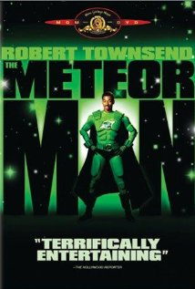 The Meteor Man 1993 poster