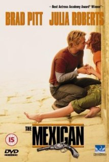 The Mexican 2001 poster