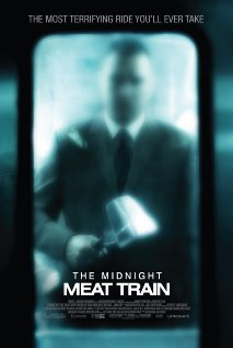 The Midnight Meat Train (2008) cover