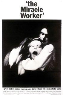 The Miracle Worker (1962) cover