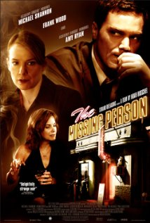 The Missing Person (2009) cover