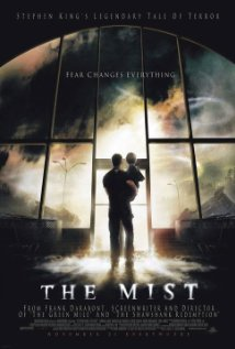 The Mist (2007) cover