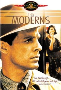 The Moderns (1988) cover