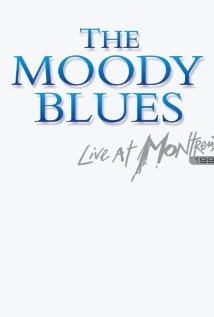 The Moody Blues: Live at Montreux 1991 (2005) cover