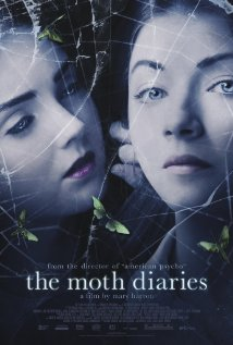 The Moth Diaries (2011) cover