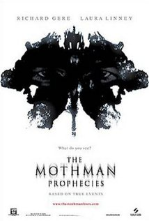 The Mothman Prophecies (2002) cover