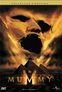 The Mummy (1999) cover