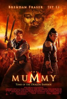 The Mummy: Tomb of the Dragon Emperor (2008) cover