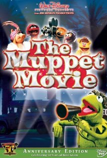 The Muppet Movie (1979) cover