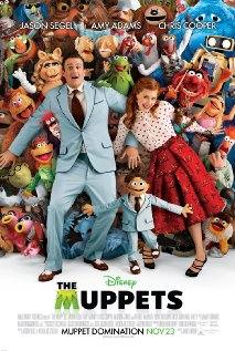 The Muppets (2011) cover