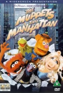 The Muppets Take Manhattan (1984) cover
