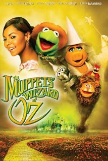 The Muppets' Wizard of Oz (2005) cover