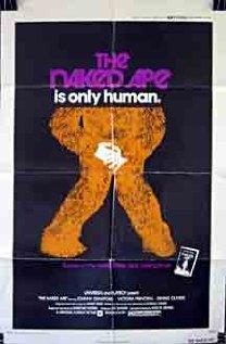 The Naked Ape 1973 poster