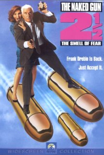 The Naked Gun 2½: The Smell of Fear (1991) cover